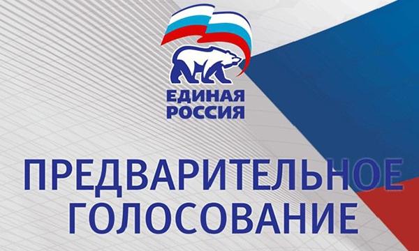 В «Единой России» рассказали о порядке проведения предварительного голосования