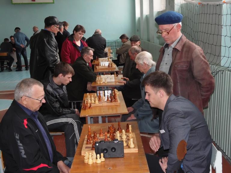 Россошанские шахматисты - лучшие