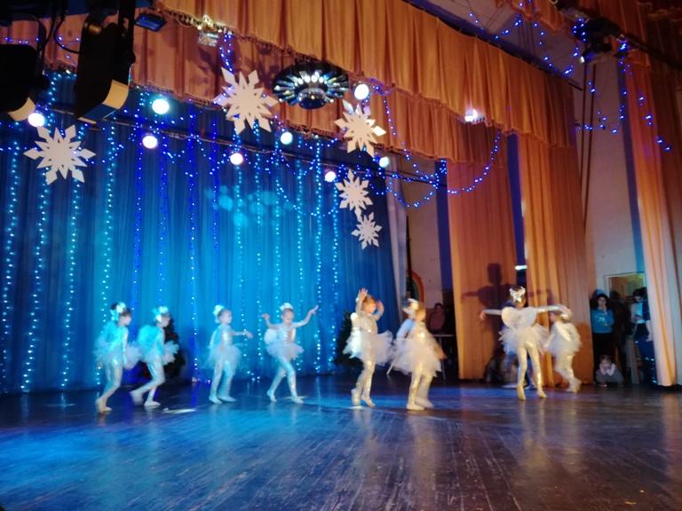 Рождественская сказка на сцене «Созвездия»