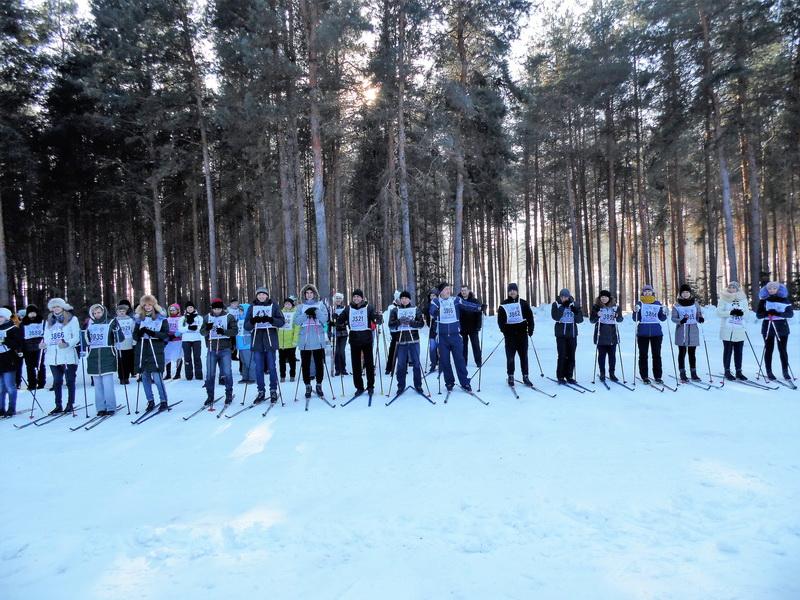 Приглашаем на лыжню