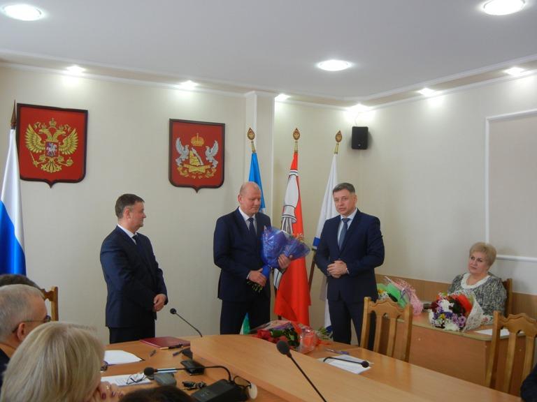 Депутаты утвердили кандидатуру Владимира Кобылкина на должность главы администрации