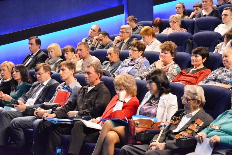 5 марта в столице Черноземья состоялся Конгресс общественного развития Воронежской области