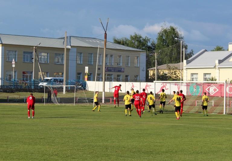 Третий тур чемпионата Воронежской области по футболу