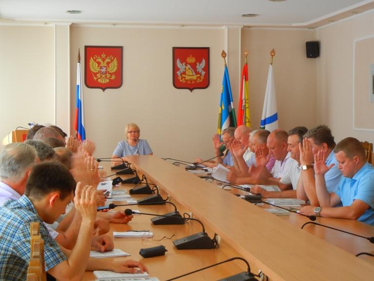 Депутаты утвердили границы четырех ТОС