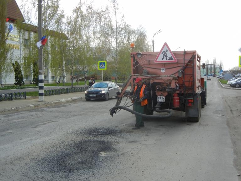 С понедельника на улице Белинского начнется ремонт
