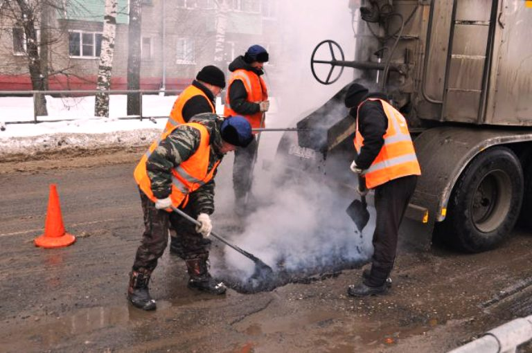 Внимание! Ремонт дороги на ул. Белинского