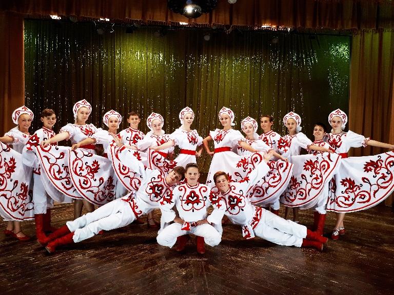 Лучшие балетмейстеры страны – в Россоши