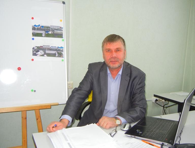 Новый руководитель управления архитектуры и градостроительства