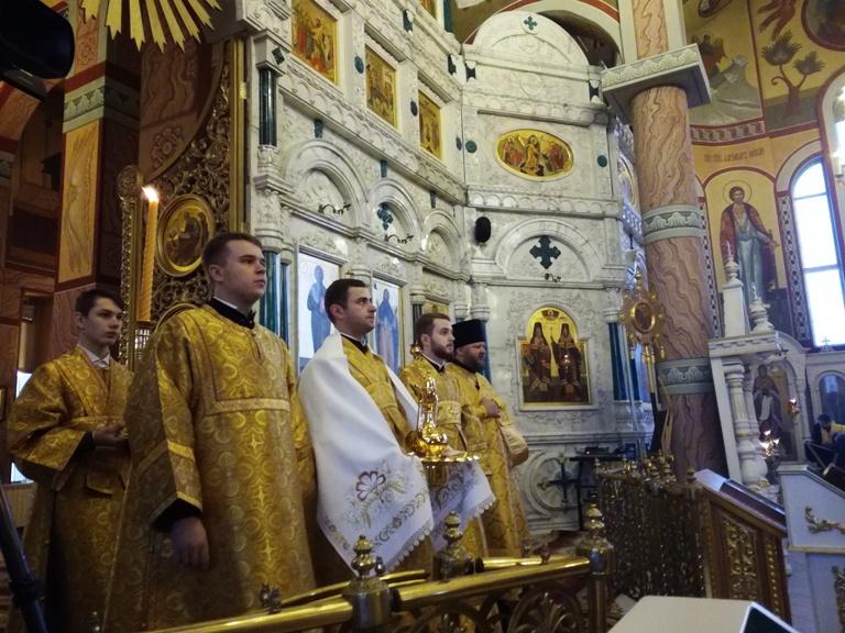 Юбилей епархии