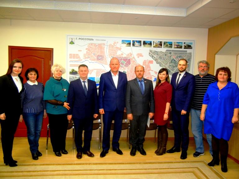Состоялось первое заседание общественного совета Россошанского краеведческого музея